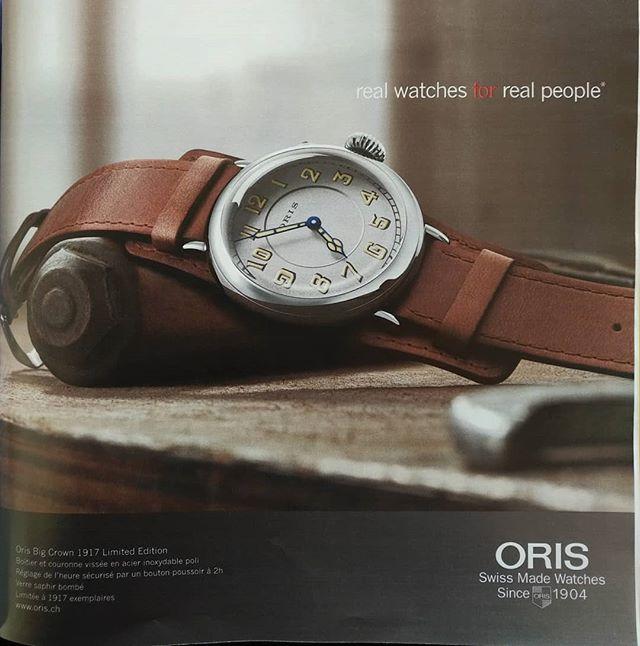 « Real watches for real people »… Ç'aurait pu être le slogan des Douanes