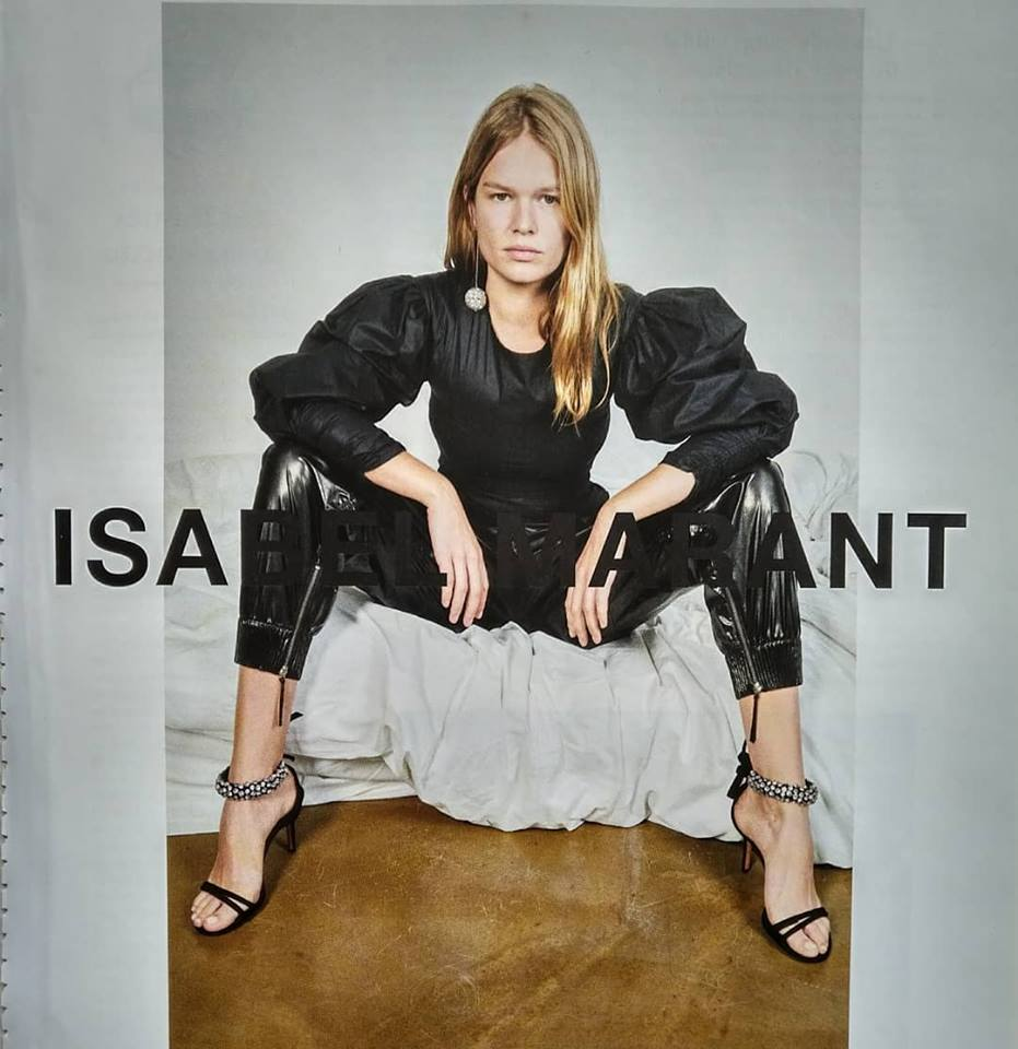 Isabel — PAS — Marant