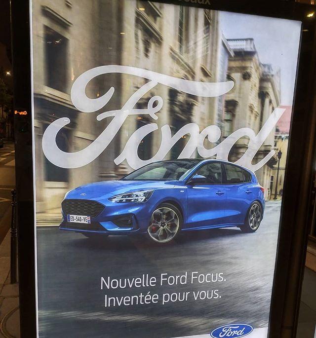 « Inventée pour vous », ils y vont ford sur le faux-cul !