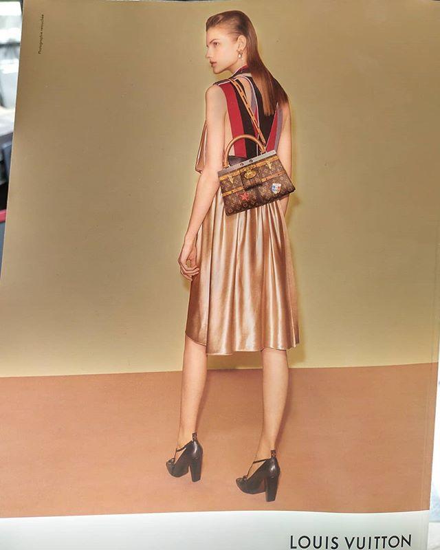 Louis Vuitton va droit dans le mur
