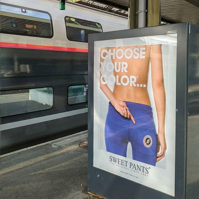 Choisis la couleur de l'arrière-train