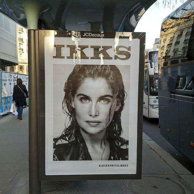 Cheveux IKKS-tra gras