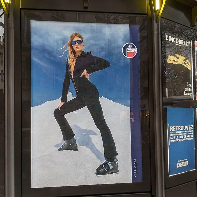 Et c'est en haut de la montagne que tu te rends compte que t'as oublié les skis